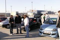 Treffen der Made In Italia in Viernheim am 13.01.2008