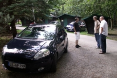 6. Fiat Meeting vom Fiat Club SWS