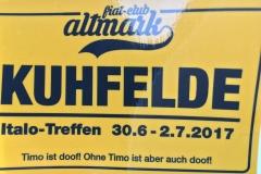 17. Italotreffen in Kuhfelde