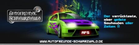 Autofreude Schwarzwald