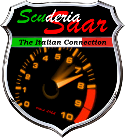 Logo der Scuderia Saar