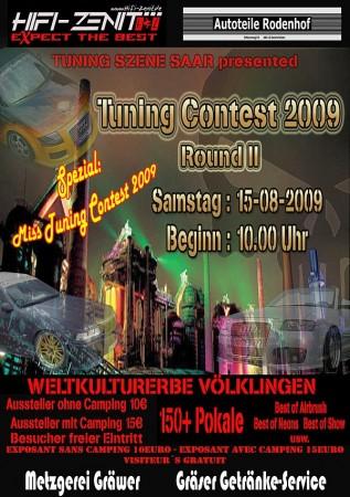 Tuning Contest 2009