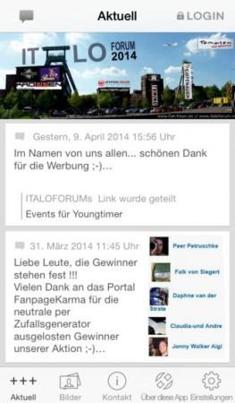 Italoforum App