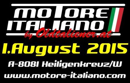 5. Motore Italiano 2015