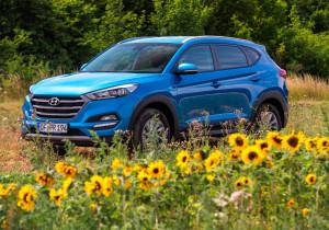 Auch der neue Tucson spielt für Hyundai auf der IAA eine wichtige Rolle.