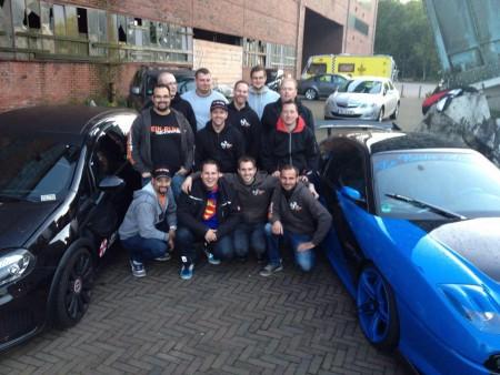 Fiat Freunde Rhein Ruhr
