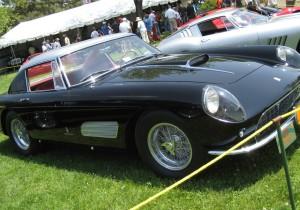 Ferrari 410 Superamerica Pinin Farina Coupé (1955).