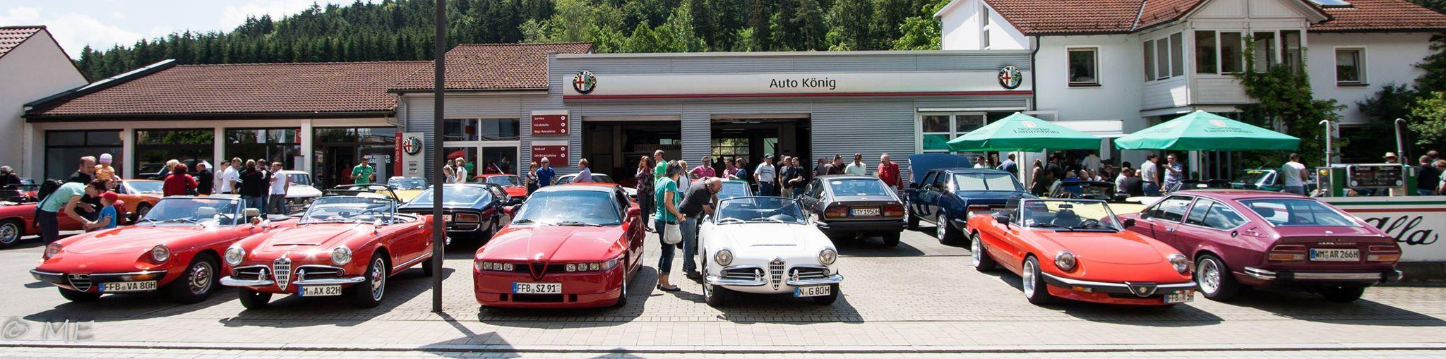 Autohaus König Breitenbrunn