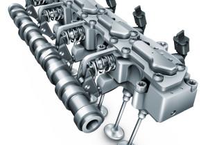 """Zylinderabschaltung für Dreizylinder-Benzinmotoren: Die elektro-hydraulische Ventilsteuerung """"UniAir"""" hat Schaeffler bereits eine Million Mal produziert."""