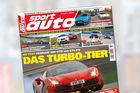 sport auto 03/2016 - Cover - Heft