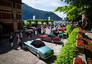 Auto-Parade am Comer See: Der Concorso d'Eleganza 2016 ist eine Wohltat für die Augen der Automobil-Liebhaber.