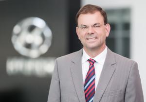 """Heiß auf die """"Grüne Hölle"""": Markus Schrick, der Geschäftsführer von Hyundai Motor Deutschland, freut sich auf den Start beim 24-Stunden-Rennen auf der Nürburgring-Nordschleife."""
