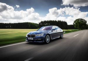 BMW Alpine B7 Biturbo