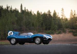 Le-Mans-Siegerauto Jaguar D-Type (1955)