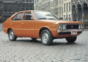 Hyundai Pony (1974)