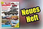 Neues Heft AUTOStrassenverkehr, Ausgabe 7/2017, Vorschau