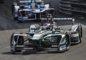 Jaguar Formel E.