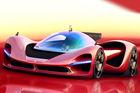 Ferrari Concept P3 Scuderia Baldini - Concept - Grafikkünstler