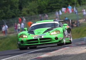 Vulkan Racing Mintgen Motorsport bringt eine Dodge Viper an den Start.