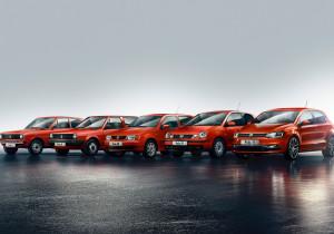 mid Groß-Gerau - Seit der ersten Generation ist der VW Polo deutlich gewachsen.