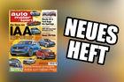 Neues Heft auto motor und sport, Ausgabe 19/2017, Heftvorschau