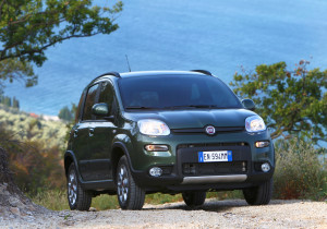 Fiat Panda 4x4.