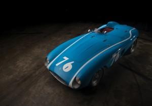 Bei RM Sotheby's versteigert: Ferrari 121 LM Spider (1955) für 5,72 Millionen Dollar (4,867 Mio. Euro).
