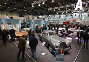 Bremen Classic Motorshow 2018: Stand der Autostadt.