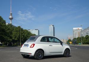 mid Berlin - Seit 2007 hat Fiat seinen erfolgreichen Kleinstwagen 500 stets an die Bedürfnisse immer neuer Käuferschichten angepasst, unter anderem mit 30 Sondermodellen.