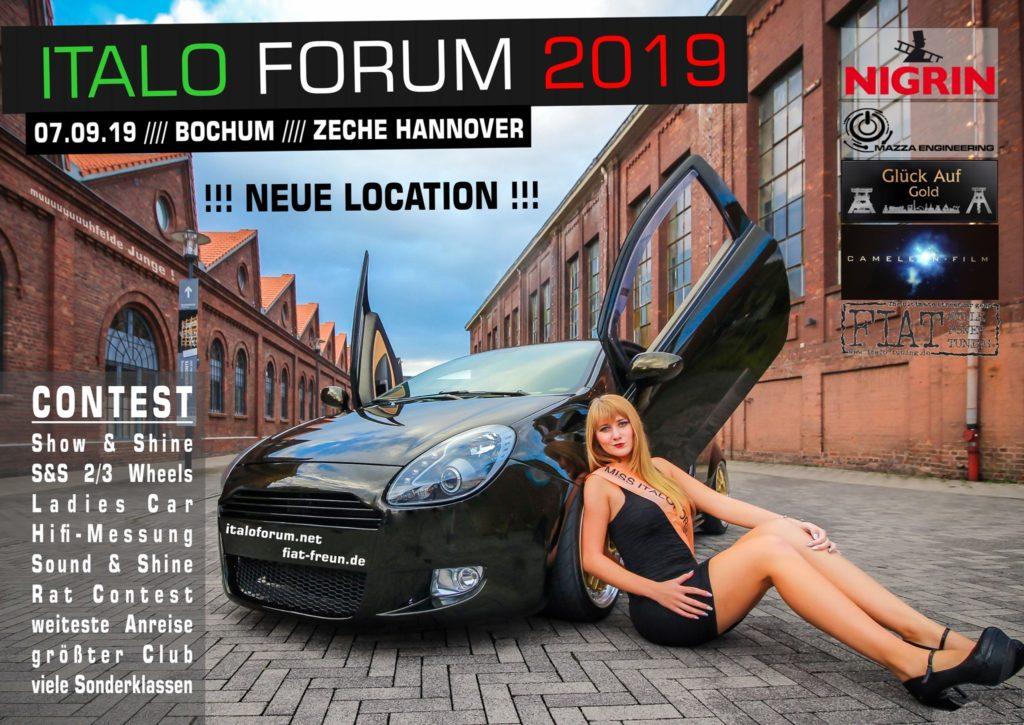 Italoforum 2019