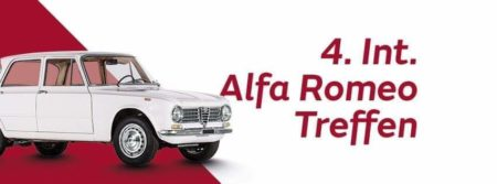 4. Internationales Alfa Romeo Treffen @ Roasthaus - Restaurant & Bar