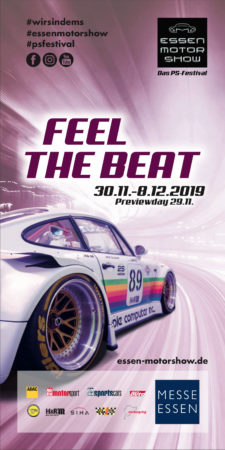 Essener Motorshow 2019 @ Messe Essen