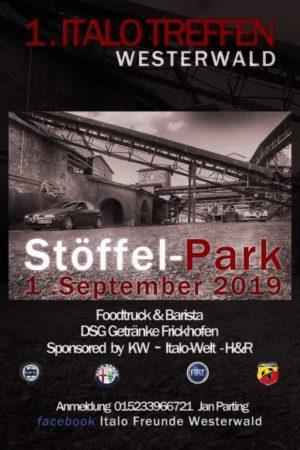 Italo Treffen Westerwald @ Stöffel Park