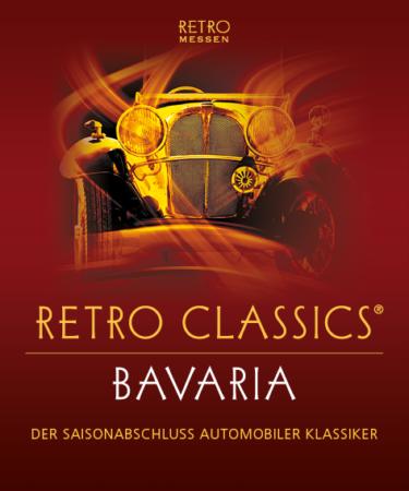Retro Classic Bavaria @ NürnbergMesse GmbH