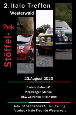 2. Italo Treffen Westerwald @ Stöffel-Park